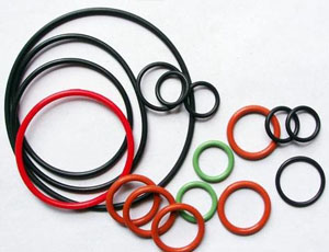 Defects of PTFE O-ring